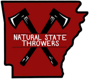 Natural State Throwers Logo